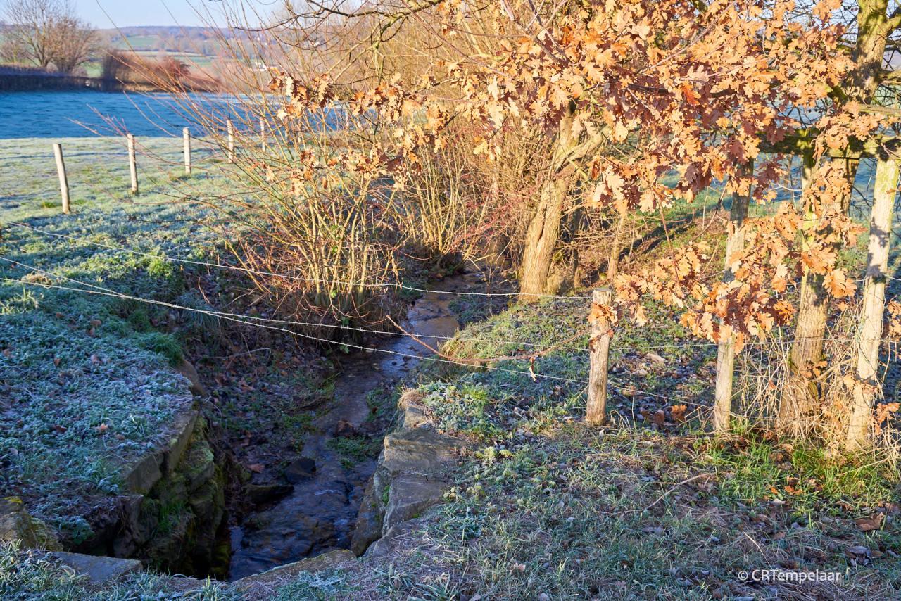 Klitserbeek ter hoogte van Bommerig