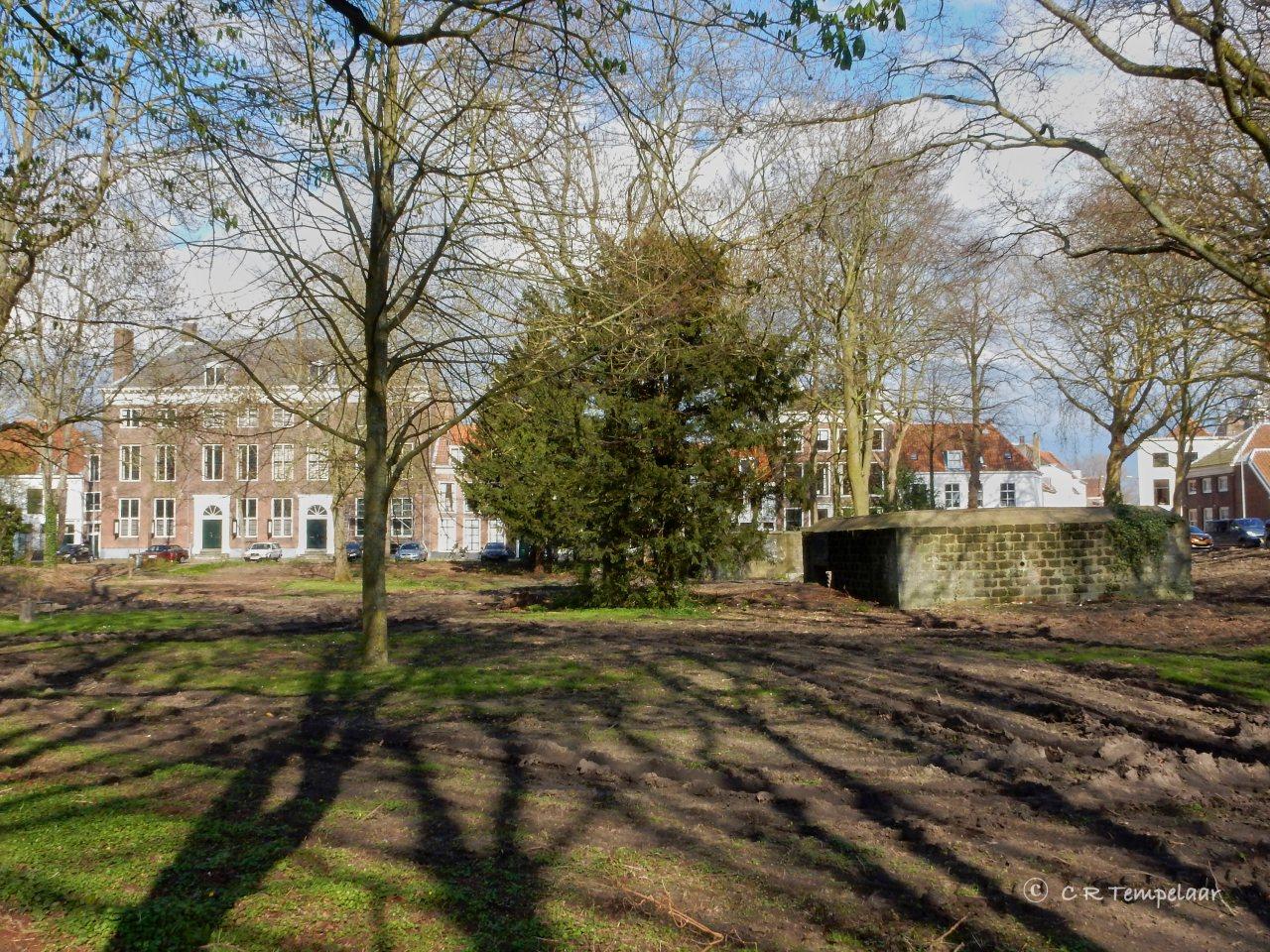 Herinrichting park Molenwater