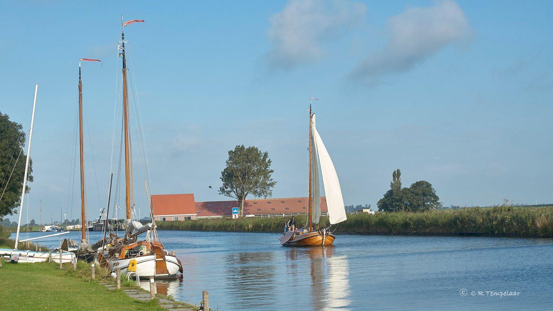 Yntemasloot bij Gaastmeer