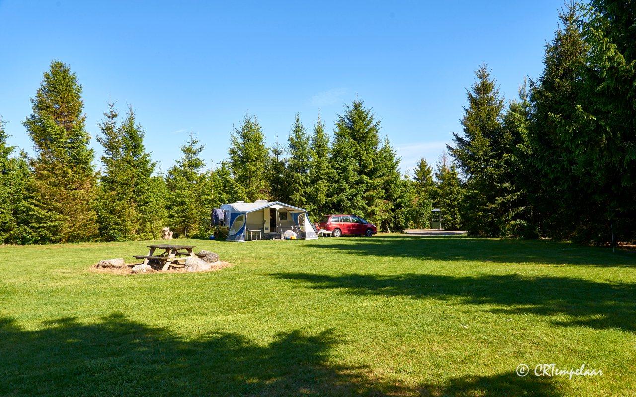 Camping Landgoed Tolhek in Anderen