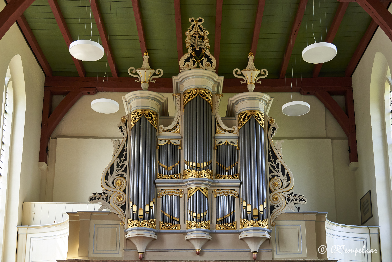 Rolde orgel Jacobuskerk
