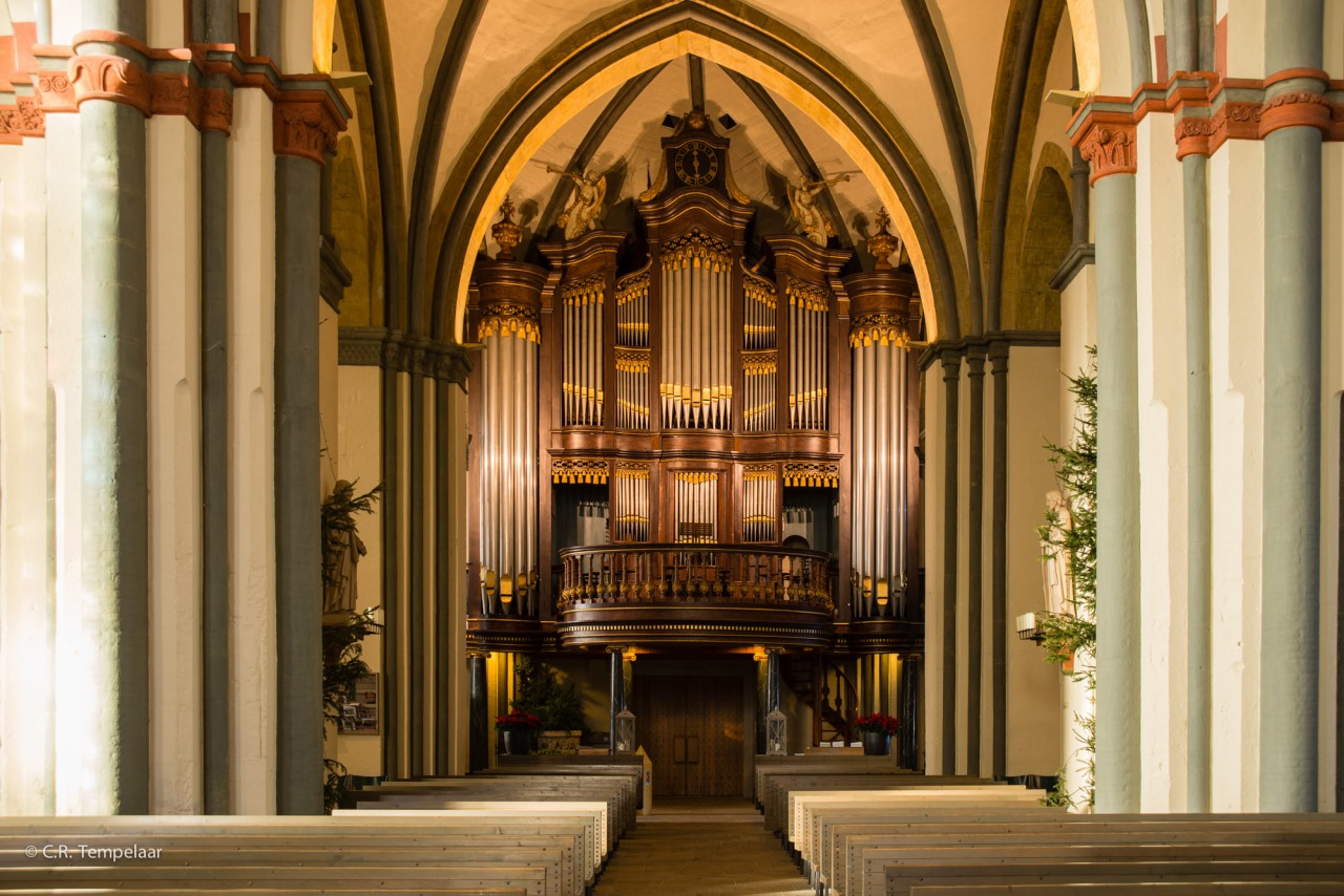 Ootmarsum, H.H. Simon en Judaskerk